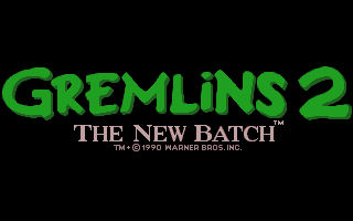 Pantallazo de Gremlins 2: The New Batch para Atari ST