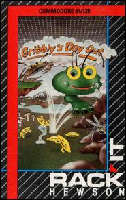 Caratula de Gribbly´s Day Out para Commodore 64
