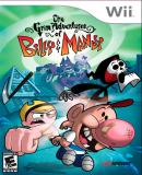 Caratula nº 104002 de Grim Adventures of Billy & Mandy, The (459 x 646)