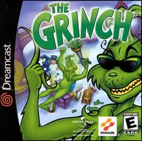 Caratula de Grinch, The para Dreamcast