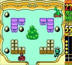 Pantallazo de Grinch, The para Game Boy Color