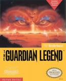 Caratula nº 248758 de Guardian Legend, The (657 x 900)