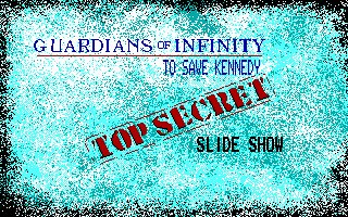 Pantallazo de Guardians of Infinity: The Save Kennedy para PC