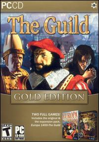 Caratula de Guild Gold Edition, The para PC
