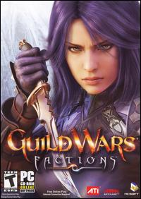 Caratula de Guild Wars: Factions para PC