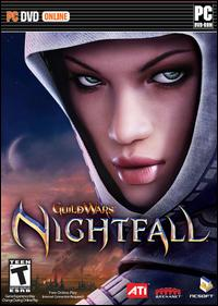 Caratula de Guild Wars: Nightfall para PC