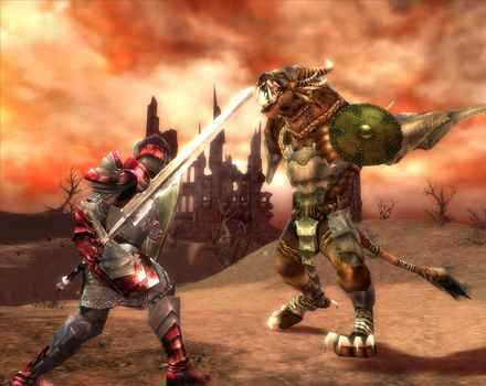 Pantallazo de Guild Wars: Special Edition para PC