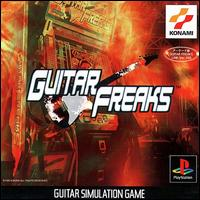 Caratula de Guitar Freaks para PlayStation