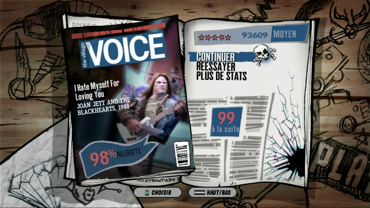 Pantallazo de Guitar Hero: Aerosmith para PlayStation 3