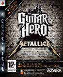 Carátula de Guitar Hero: Metallica