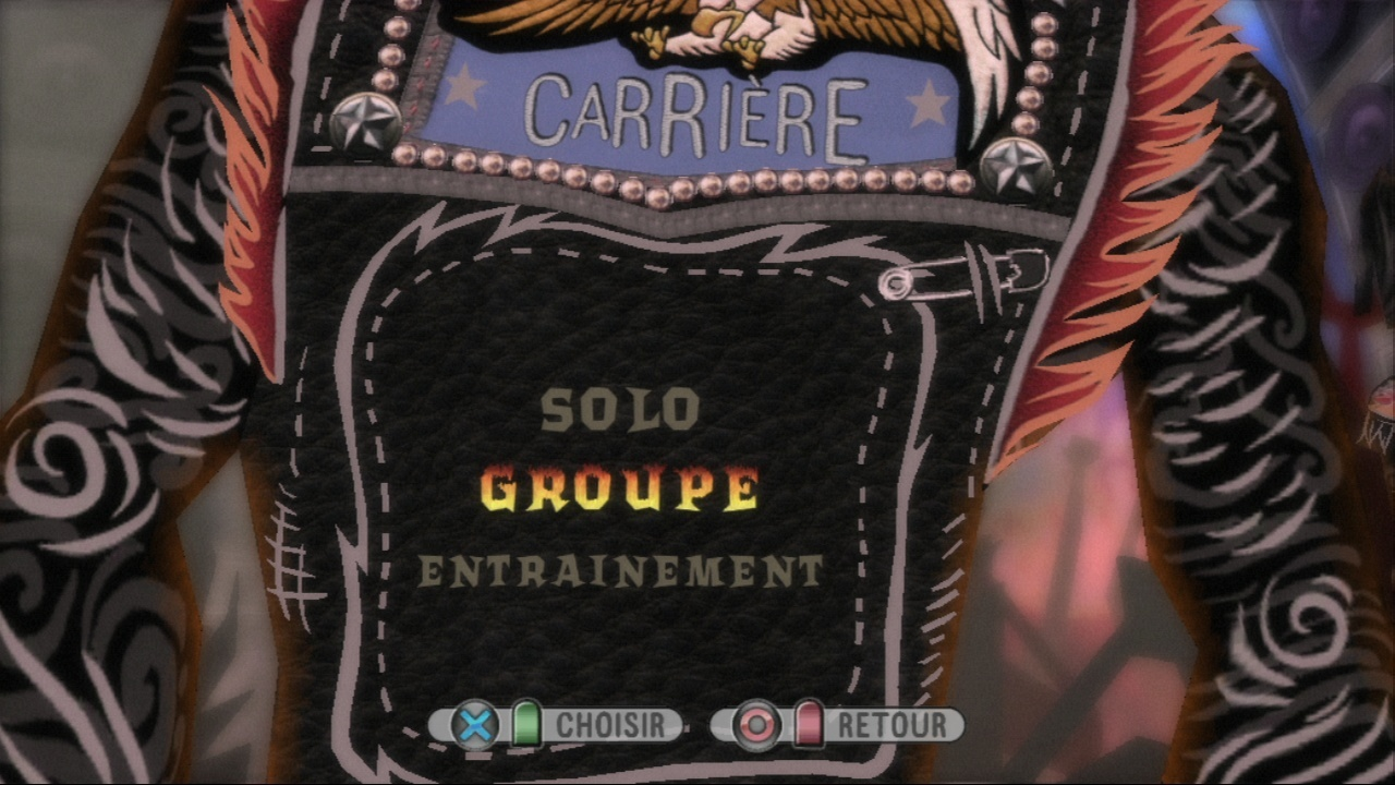 Pantallazo de Guitar Hero: World Tour para PlayStation 3
