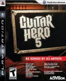 Carátula de Guitar Hero 5
