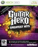 Carátula de Guitar Hero Greatest Hits