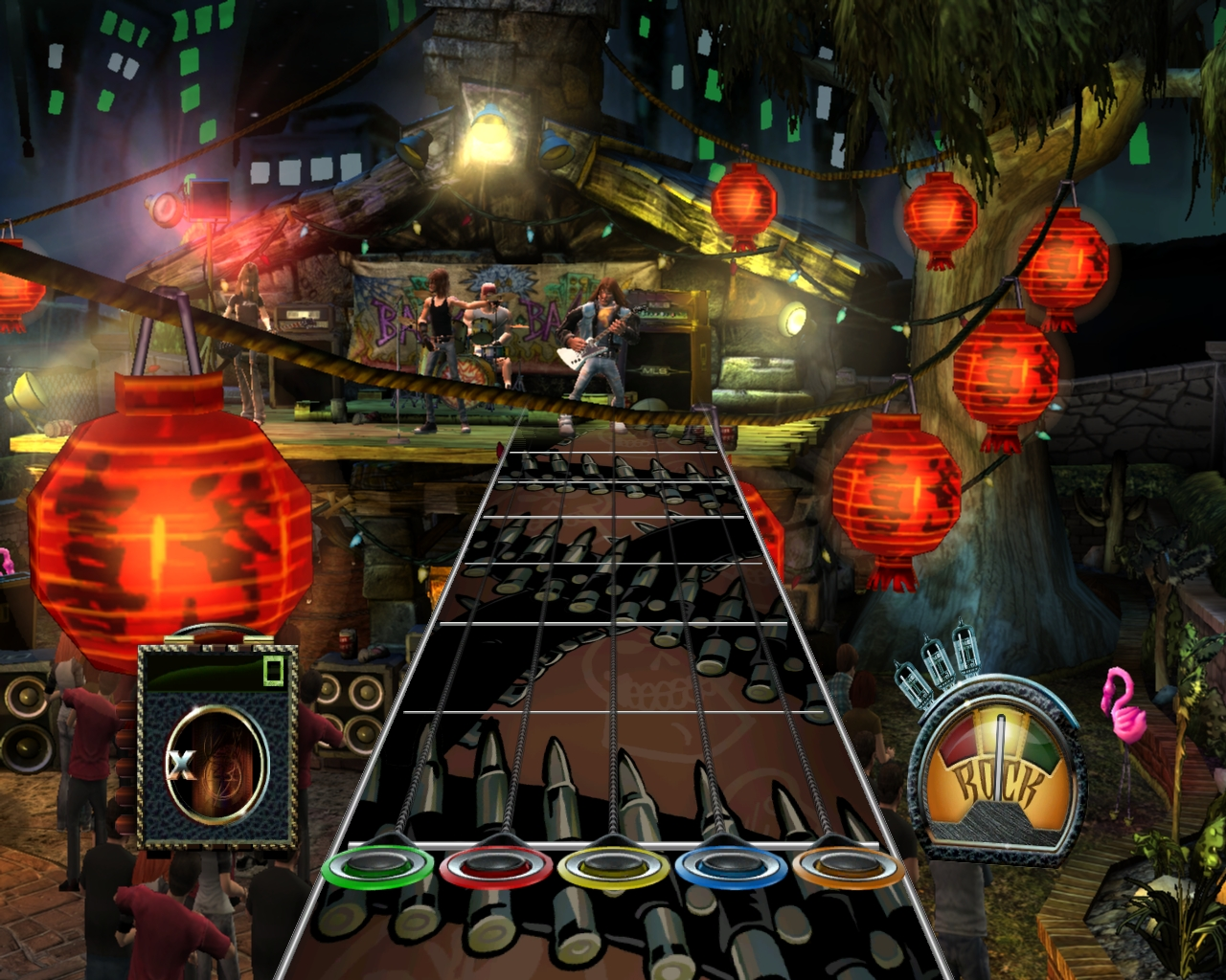 Pantallazo de Guitar Hero III: Legends Of Rock para PC