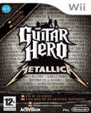 Carátula de Guitar Hero Metallica