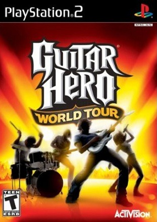 Guitar hero world on tour