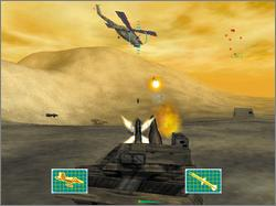 Pantallazo de Gulf War: Operation Desert Hammer para PC