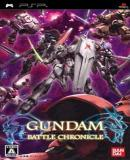 Caratula nº 114082 de Gundam Battle Chronicle (Japonés) (198 x 343)