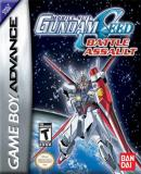 Carátula de Gundam Seed: Battle Assault