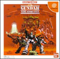 Caratula de Gundam Side Story 0079: Rise From the Ashes -- Special Version para Dreamcast