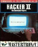 Caratula nº 62174 de Hacker II: The Doomsday Papers (135 x 170)