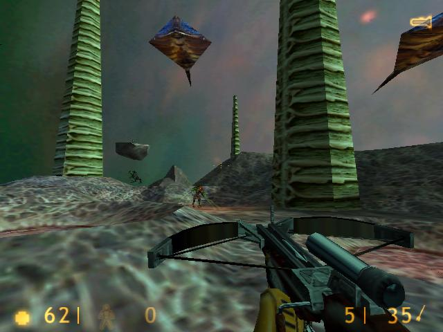 Pantallazo de Half-Life: Initial Encounter para PC