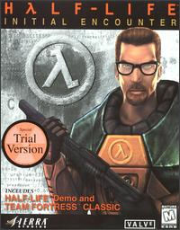 Caratula de Half-Life: Initial Encounter para PC