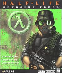Caratula de Half-Life: Opposing Force para PC