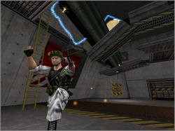 Pantallazo de Half-Life: Opposing Force para PC