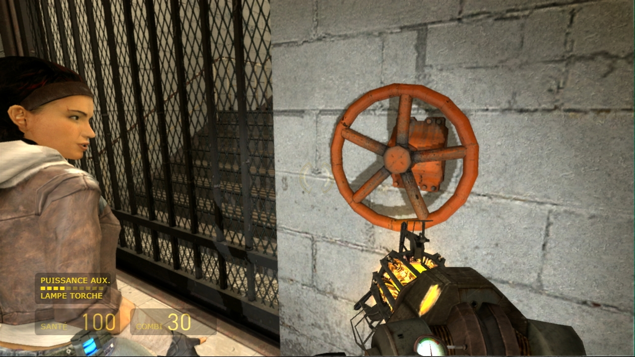 Pantallazo de Half-Life 2: Episode One para PlayStation 3