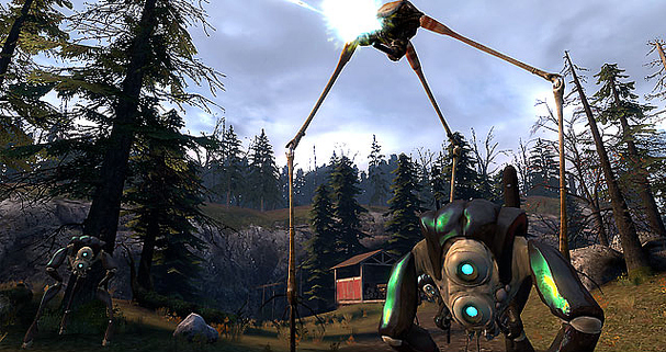 Pantallazo de Half-Life 2: Episode Two para PlayStation 3