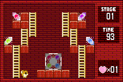 Pantallazo de Hamster Monogatari Collection (Japonés) para Game Boy Advance