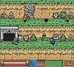 Pantallazo de Hands of Time para Game Boy Color
