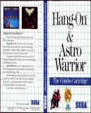 Carátula de Hang On & Astro Warrior