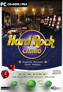 Caratula de Hard Rock Casino para PC