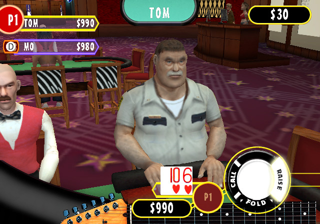 Pantallazo de Hard Rock Casino para PlayStation 2
