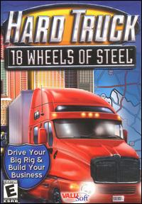 Caratula de Hard Truck: 18 Wheels of Steel para PC