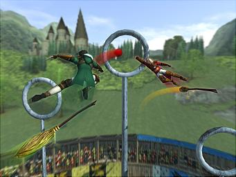 Pantallazo de Harry Potter: Quidditch World Cup para PC