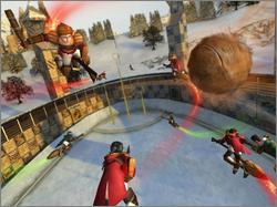 Pantallazo de Harry Potter: Quidditch World Cup para PlayStation 2