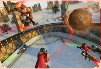 Pantallazo de Harry Potter: Quidditch World Cup para Xbox