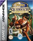 Carátula de Harry Potter: Quidditch World Cup