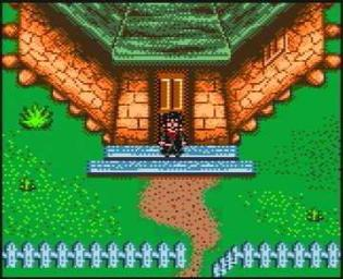 Pantallazo de Harry Potter And The Sorcerer's Stone para Game Boy Color