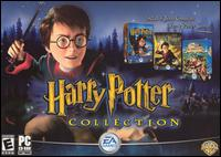 Caratula de Harry Potter Collection para PC