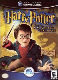 Caratula de Harry Potter and the Chamber of Secrets para GameCube