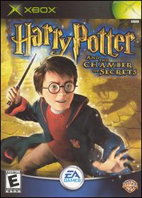 Caratula de Harry Potter and the Chamber of Secrets para Xbox