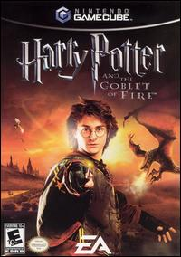 Caratula de Harry Potter and the Goblet of Fire para GameCube