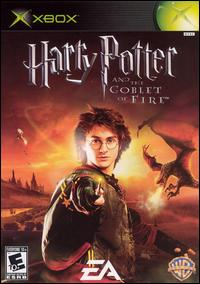 Caratula de Harry Potter and the Goblet of Fire para Xbox