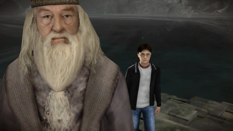 Pantallazo de Harry Potter and the Half-Blood Prince para Wii