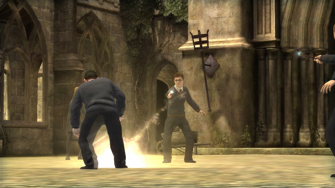 Pantallazo de Harry Potter and the Order of the Phoenix para Xbox 360