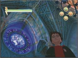Pantallazo de Harry Potter and the Philosopher's Stone para PlayStation 2